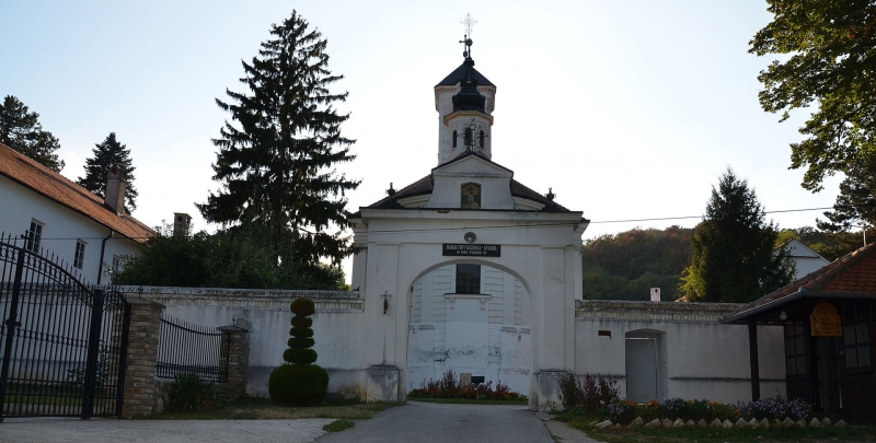 Vrdnicka Ravanica monastery